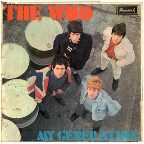 My Generation - The Who was released on 3rd December 1965 in UK and in April 1966 in US