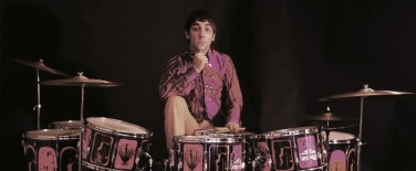 Keith Moon Colour