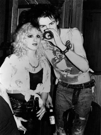 Sid With Nancy