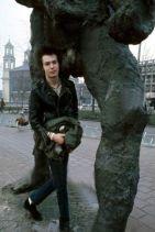 Amsterdam, Holland, December 1977