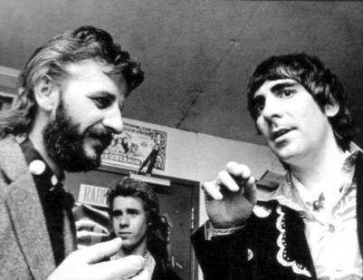 Keith & Ringo Star, The Beatles