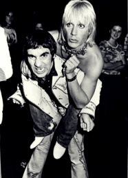Keith Moon & Iggy