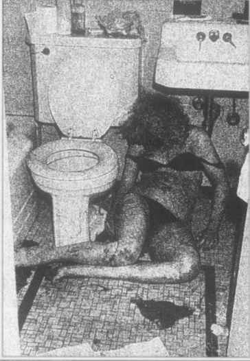 Nancy was found dead in room 100, Hotel Chelsea on 12 October 1978