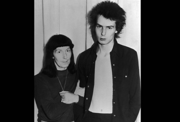 Sid with Mom, Anne Beverly