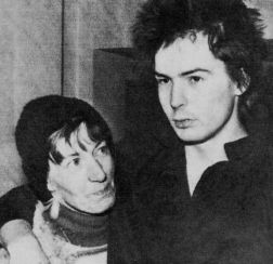 Sid with Mom, Anne Beverly -1978-